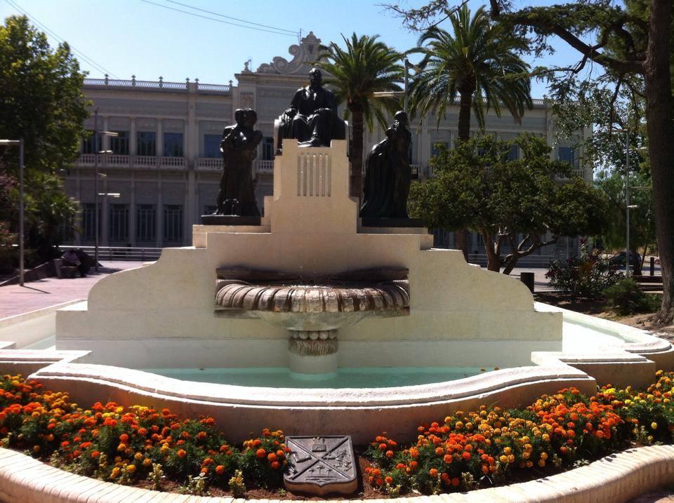 Monumento de Ruperto Chapí en Villena